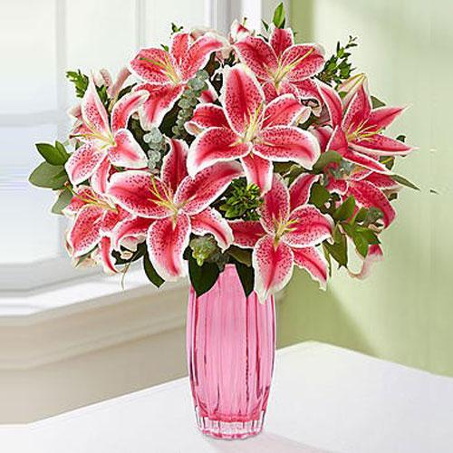 Lillies Bloom