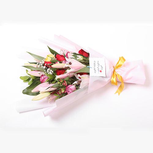 Mothers bouquet six