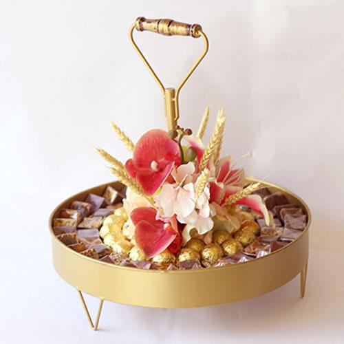 Chocolates platter 2