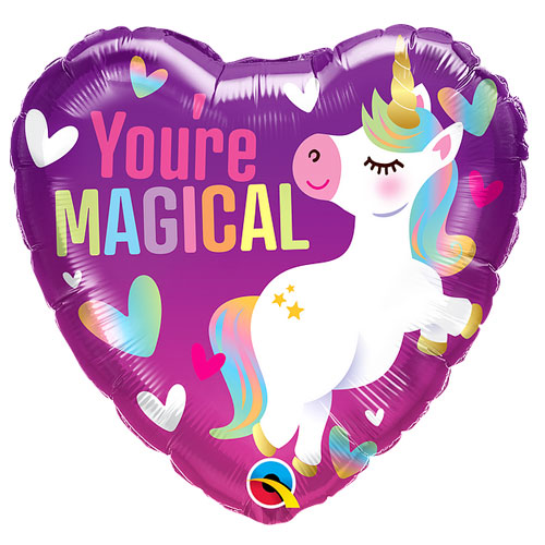 You are magical balloon